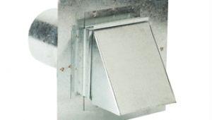 Lowes Metal Floor Vents Shop Cmi 4 In Dia Galvanized Steel R2 Exhaust Dryer Vent
