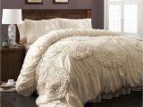 Lush Decor Belle 4-piece Comforter Set Blush Ivory Serena Comforter Set I Want This I Want It Pinterest