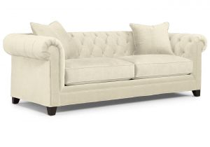 Macy S Ivory Chloe sofa Saybridge 92 Fabric sofa Custom Colors Created for Macy S