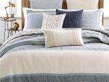 Macys Bedroom Sheet Sets Linen Stripe Duvet Covers Created for Macy S Pinterest Linens