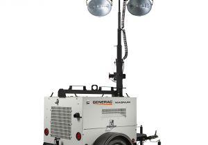 Magnum Light towers Generac Magnum Mlt4060k Mobile Light tower 6000 Watts Kubota