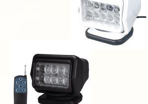 Marine Light Bars Aliexpress Com Buy Marloo 7inch Remote Control 4d Led Search Light