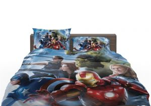 Marvel Avengers area Rug Marvel Avengers 2 Movie Super Heroes Bed In Bag Ebeddingsets