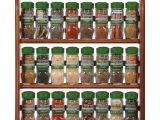 Mccormick organic Spice Rack Mccormick Gourmet Wood Spice Rack Amazon Com Grocery Gourmet Food