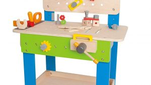 Melissa and Doug tool Bench Amazon Com Hape Master Workbench by Award Winning Kids Wooden tool