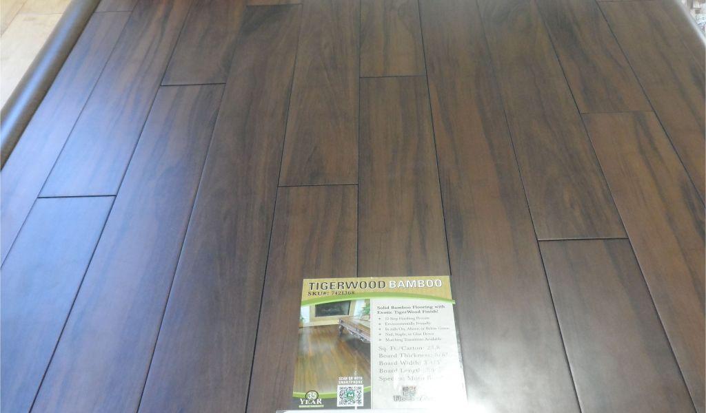 Menards Wood Flooring Sale Tigerwood Bamboo Flooring Menards