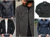 Mens Light Wash Denim Jacket Five Favourites Mens Trucker Denim Jackets