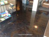 Metallic Epoxy Floor Metallic Epoxy On Spa Floor by Texoma Concrete Effects Wichita