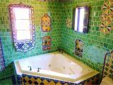 Mexican Bathroom Design Ideas Moroccan themed Bathroom Using Turkish Moroccan and Mexican Tiles