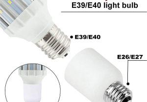 Mini Light Bulb socket E26 E27 Medium Edison Screw E39 Mogul Base Light Bulb socket Lamp