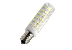 Mini Light Bulb socket Ulight Led E12 Led Light Bulb 120v 6000k Daylight White 6w Led E12