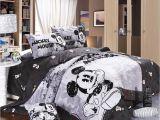 Minnie Mouse Bedroom Set Full Size Amazon Com Mickey Minnie Mouse Bedding Set Queen King Size Flat