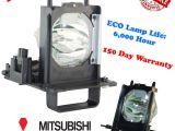 Mitsubishi Wd-73640 Lamp Mitsubishi Replacement Tv Lamp Bulb 915b455011 Wd 73640 Includes