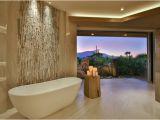 Modern Bathtubs Los Angeles Modern Master Bath with Views Contemporary Bathroom