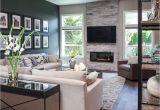 Modern Living Room Fireplace Walls Living Family Room Home Pinterest