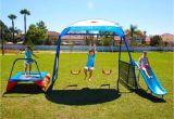 Monkey Bars for Backyard Outdoor Playset Swing Trampoline Slide Monkey Bar Kids Fitness