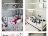 Montessori Floor Beds for toddlers toddler Room Baby Room Nursery Girl Room Boy Room Floor Bed