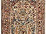 Most Expensive Rugs Tabriz Tree Of Life Antique Persian Rug Circa 1900 Elegant Animal