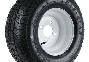 Motorcycle Tire Rack for Trailer 215 60 8 K399 Bias 935 Lb Load Capacity White 8 In W Profile Bias