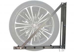Motorcycle Tire Rack for Trailer Amazon Com Maxxhaul 70489 300 Lb Capacity Foldable and