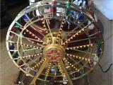 Mr Christmas Light Show Vintage Carouselmr Christmas Wheel Tuneslightsspinning Shop