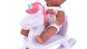 "My Sweet Love Lots to Love Baby Bathtub My Sweet Love Lots to Love 5"" Baby Doll with Outfit and"