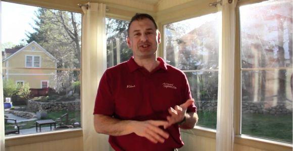 Mylar Interior Storm Panels Mylar Interior Storm Panel Review Youtube