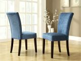 Navy Blue Parsons Chair Slipcovers Marvellous Blue Dining Room Chairs Designsolutions Usa Com