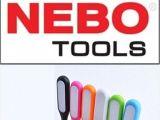 Nebo Lights Nebo Larry C Cob Led Work Light Magnetic Clip High Power 170 Lumen