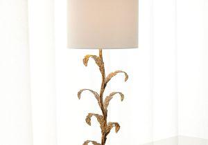 Neiman Marcus Buffet Lamps Golden Leaves Buffet Lamp Neiman Marcus