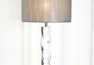 Neiman Marcus Buffet Lamps Twisted Glass Buffet Lamp Neiman Marcus