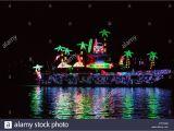 Newport Beach Christmas Lights Cruise Christmas Boat Stock Photos Christmas Boat Stock Images Alamy