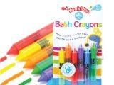 Non toxic Baby Bathtub Yookidoo Baby Bath Crayon toys Bathtub 6 Colorful Crayons