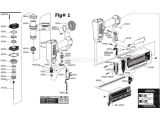Norge Floor Nailer Parts Senco Finishpro 25xp 2 1 8 Brad Nailer Parts Erepair source