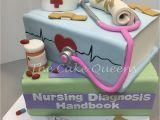 Nurse Graduation Party Decorations Nursing Grad Cake Idea Nursing Pinterest Cake Nursing
