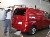 Nv200 Ladder Rack Nissan Nv200 Adrian Steel Cargo Management Tech Install Truck Trend