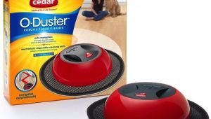 O-duster Robotic Floor Cleaner O Cedar O Duster Robotic Floor Cleaner Review the Poorman S Roomba