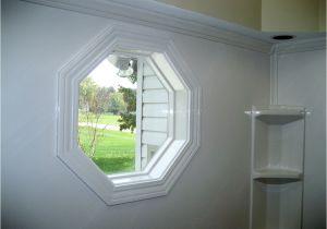 Octagon Window Interior Trim Kit Window Sills