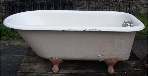 Old Claw Foot Bathtub Antique Clawfoot Bathtub