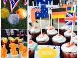 Olympic themed Birthday Party Decorations 126 Best Birthday Ideas Images On Pinterest Birthday Celebrations