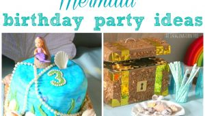 Olympic themed Birthday Party Decorations Mermaid Birthday Party Ideas the Imagination Tree