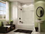 One Piece Bathtub Shower Unit Kdts 3260 Alcove or Tub Showers Bathtub Aker by Maax Bathroom