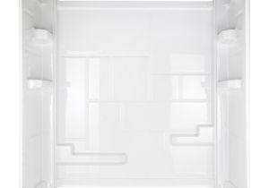 One Piece Bathtub Surround Installation Bathroom Will My Pocket Door Affect My Installation Of A
