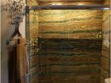 One Piece Bathtub Wall Cogswellstone Esmerald Yx Slab Shower with A
