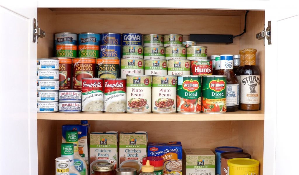 Organic Spice Rack organizing My Kitchen with Help From the ...