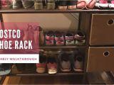 Organize It All Wire Shoe Rack Costco 3 Tier Metal Shoe Rack From Costco assembly Walkthrough Video