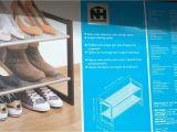 Organize It All Wire Shoe Rack Costco Neu Home organize It All Wire Shoe Rack Costco Weekender