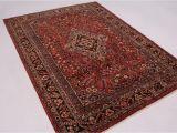 Oriental area Rugs 9×12 Antique Persian Rugs Amazing Extra Large Tribal Lilian Hamadan