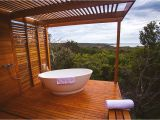 Outdoor Bathtub Accommodation Luxurious Places East Coast Tasmania