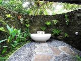 Outdoor Bathtub Airbnb 2 Seasons Luxury Apt Private Pool In Ubud